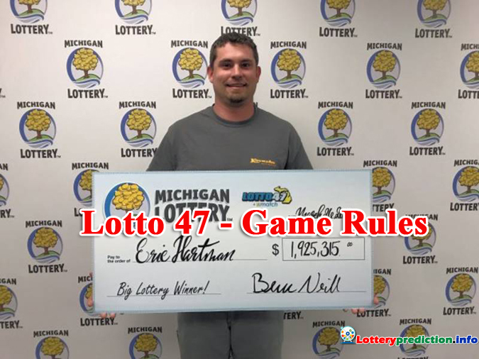 Lotto 47 - Game Rules